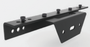 L-type Triple Mount Bracket